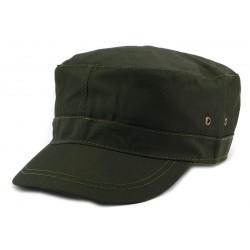 Casquette Army Vert Kaki Fidel
