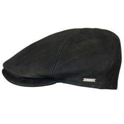 Casquette Herman Headwear Bec de Cane Noir