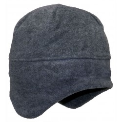 Bonnet Polaire Herman Headwear Uni Anthracite