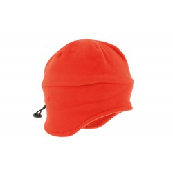 Bonnet Polaire Herman Headwear Uni Rouge