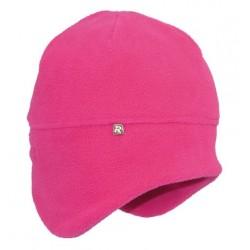 Bonnet Polaire Herman Headwear Uni Fuschia