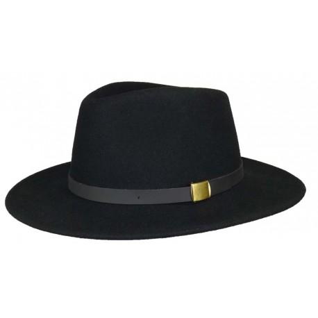 Chapeau Feutre Herman Headwear Lord E Noir