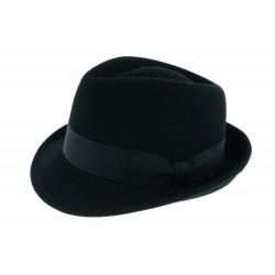 Chapeau Feutre Herman Headwear Sir Aldo Noir