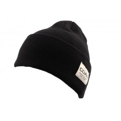 Bonnet Coal The Uniforme Noir