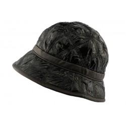 Chapeau Pluie Nyls Création Eleo Noir