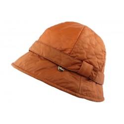 Chapeau Pluie Nyls Création Samba Orange