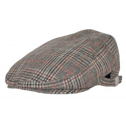 Leonmontane Casquette Torrey Pines tweed gris