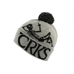 Bonnet Crooks and Castles Speckle Gris