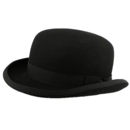 chapeau melon noir homme femme chapeau anglais boutique hatshowroom. Black Bedroom Furniture Sets. Home Design Ideas