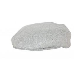 Leonmontane casquette Oahu en chevron gris