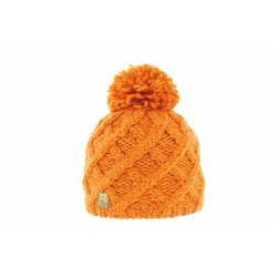 Bonnet Enfant Orange Losange RMountain