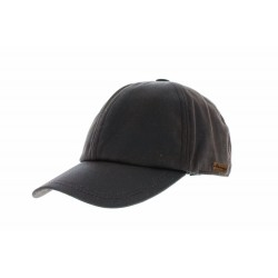 Casquette Herman Headwear Conquest Huilée Marron