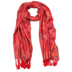 Pashmina Rouge Orange Bombay