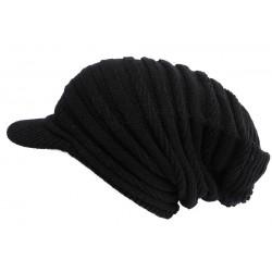 Bonnet Casquette Rasta Noir Kift Nyls Création
