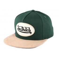 Casquette Snapback Von Dutch Green