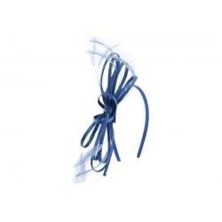 Coiffe Mariage Bleu Royal Sybel