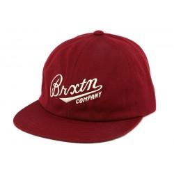 Snapback Bordeaux Brixton Fenway