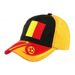 Casquette Belgique Equipe Football