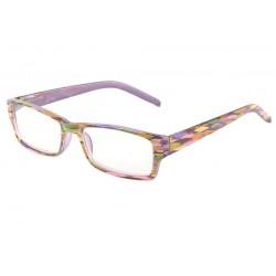 Lunettes Loupe Mode Multicolors Violettes Jersey