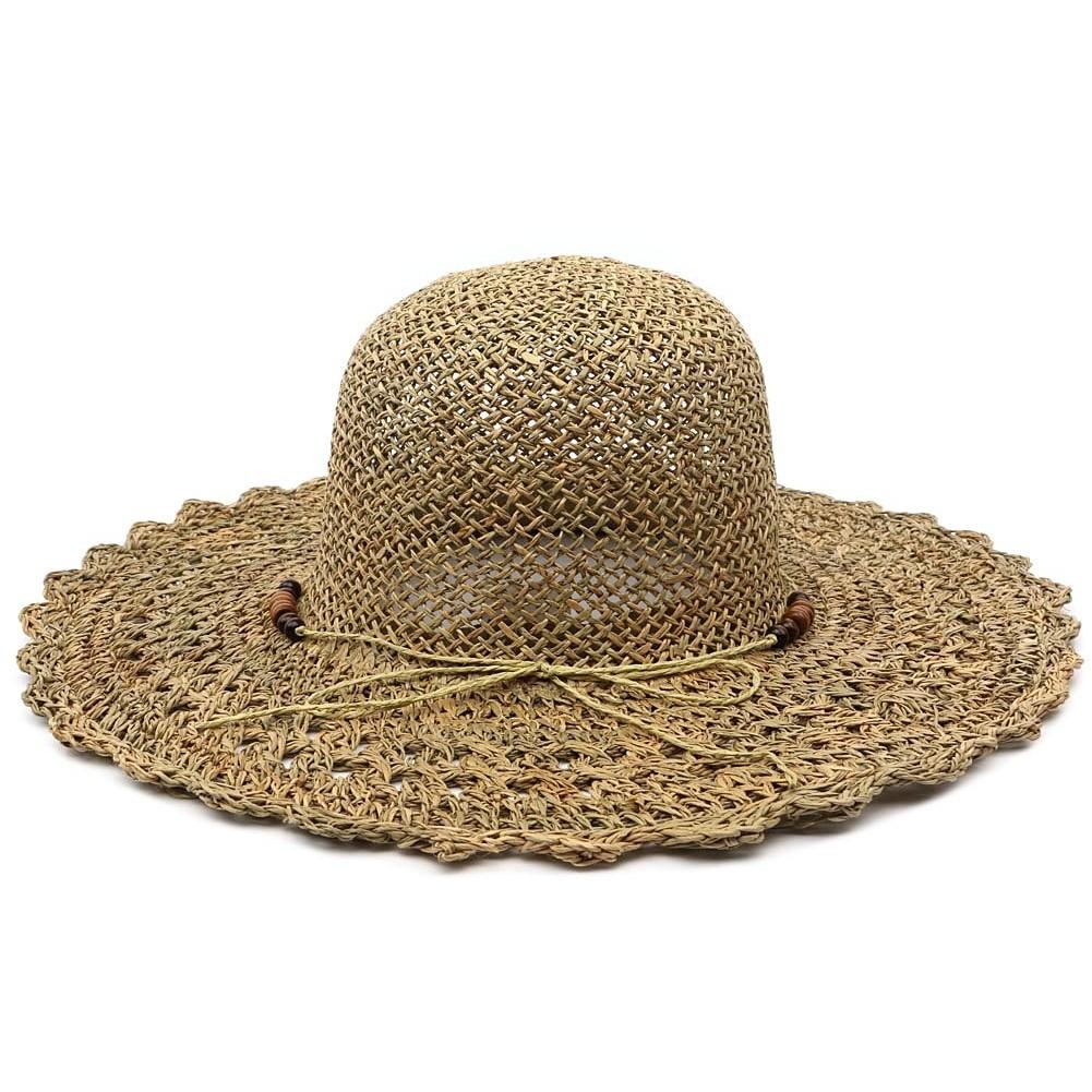 chapeau de paille femme stonya capeline t chez vous en 48h. Black Bedroom Furniture Sets. Home Design Ideas