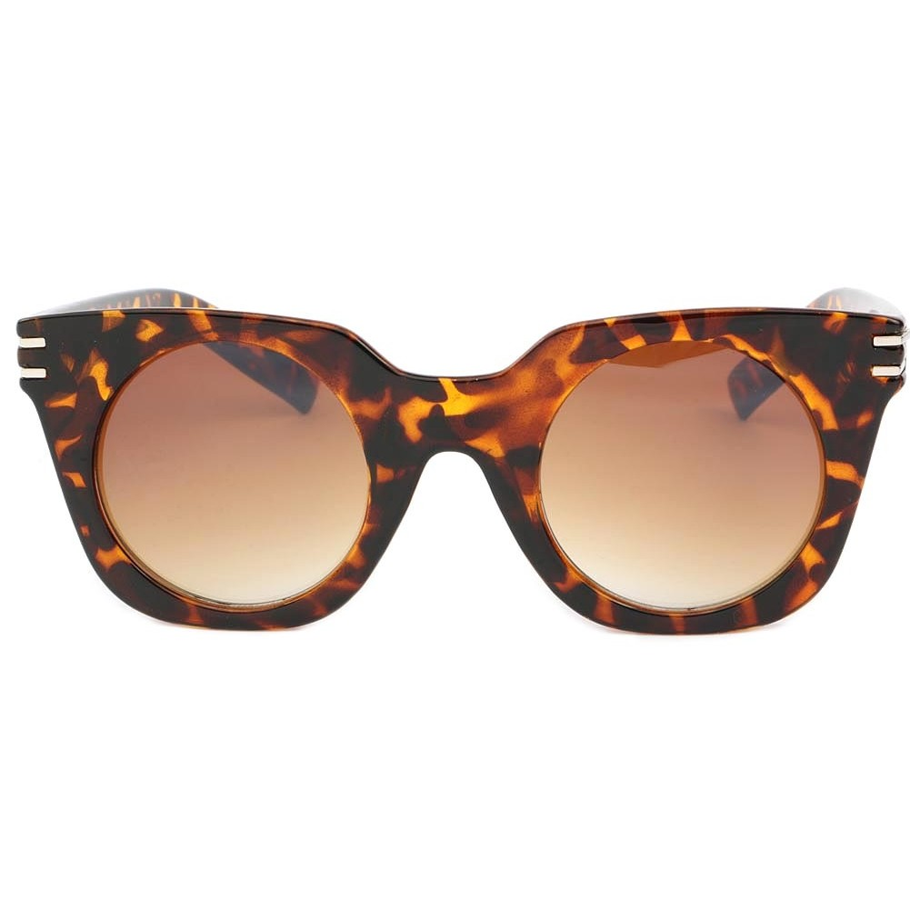 lunette de soleil femme ronde ecaille marron meslay. Black Bedroom Furniture Sets. Home Design Ideas