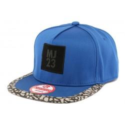 Snapback MJ 23 Bleu Panthère