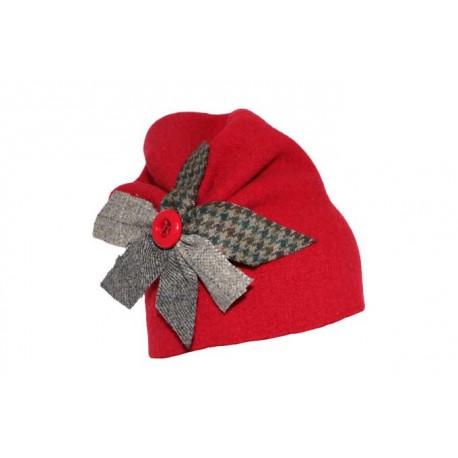 Leonmontane Bonnet Kos rouge