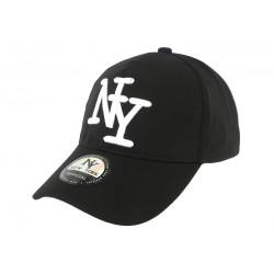 Casquette Baseball Noire New York