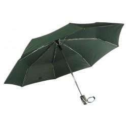 Parapluie Automatique Vert Poignée Antidérapante