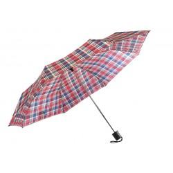 Parapluie Pliant Rouge et Bleu Fantaisie