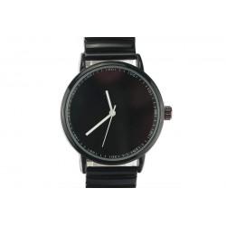 Montre femme bracelet Noir cadran noir Lola