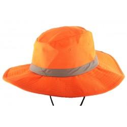 Bob Safari Orange Fluo bande réfléchissante