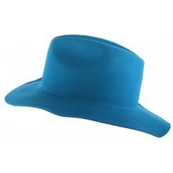 Chapeau Femme Bleu impérial Inglis par Bailey