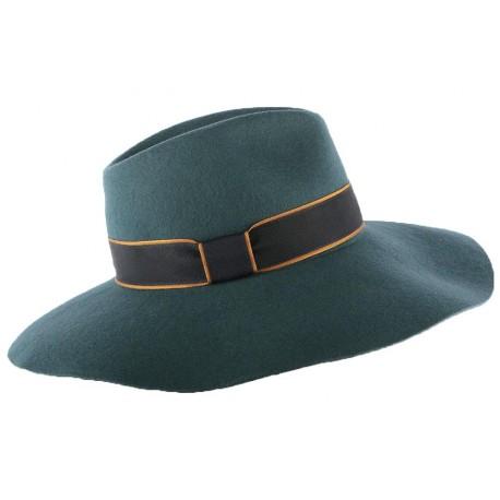 Chapeau Mode Femme bleu Kimberley par Christys