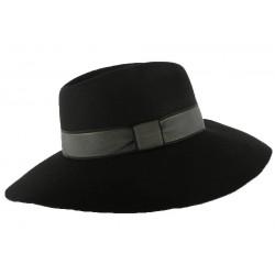 Chapeau Femme Noir Kimberley par Christys London