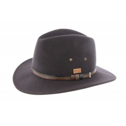 Chapeau Homme Anthracite Mac Carthy Herman