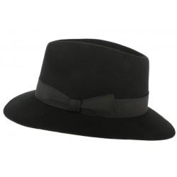 Chapeau Feutre Noir Duras Léon Montane