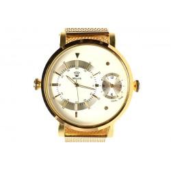 Grosse montre dorée classe Carak