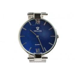Montre vintage Bleu et Argent Collingwood