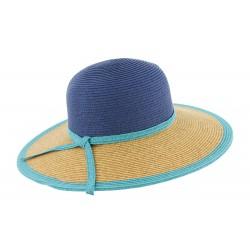 Chapeau paille Marine Clara Herman Headwear