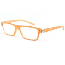Lunette de lecture fantaisie orange Wynd