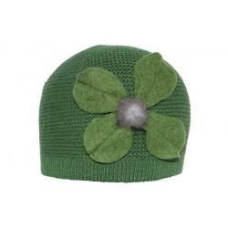 Leonmontane Bonnet Paros court vert