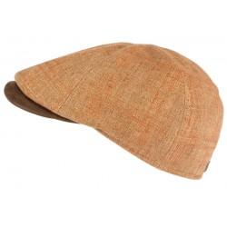 casquette marron visière cuir Memphis Gottmann