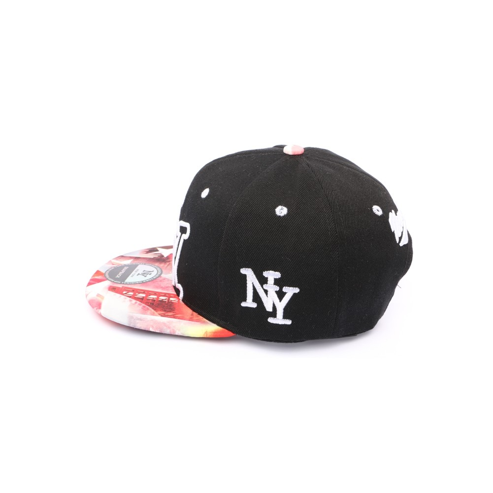 snapback ny noir boutique headwear hatshowroom. Black Bedroom Furniture Sets. Home Design Ideas