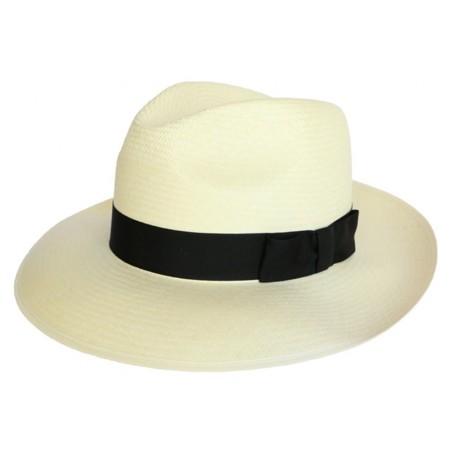 Chapeau panama Mylord de couleur naturel