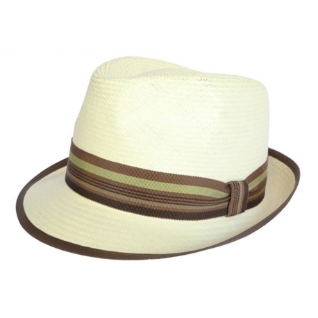 Chapeau Panama Harry Coloris Naturel