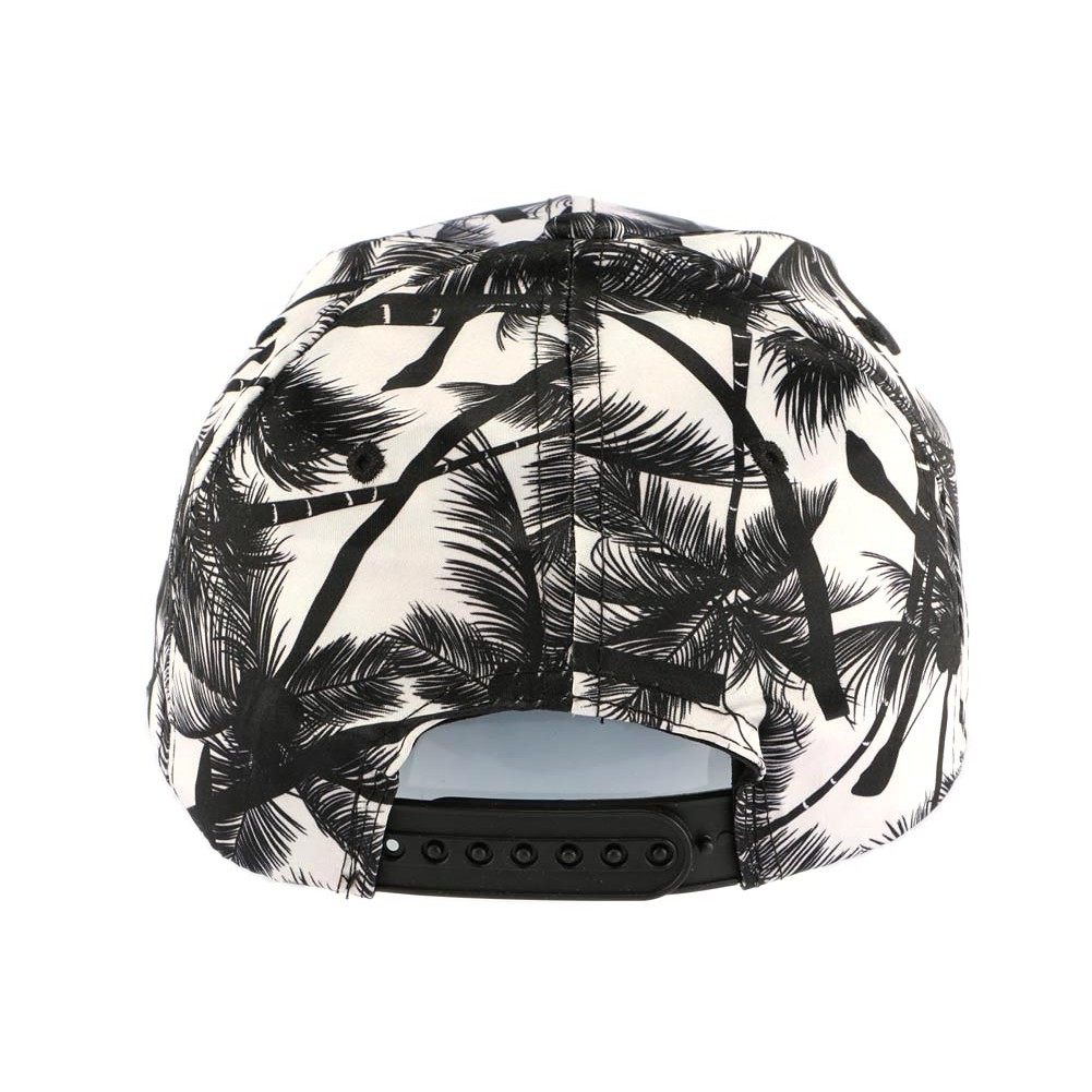 casquette ny enfant tropical casquette baseball blanche livr 48h. Black Bedroom Furniture Sets. Home Design Ideas