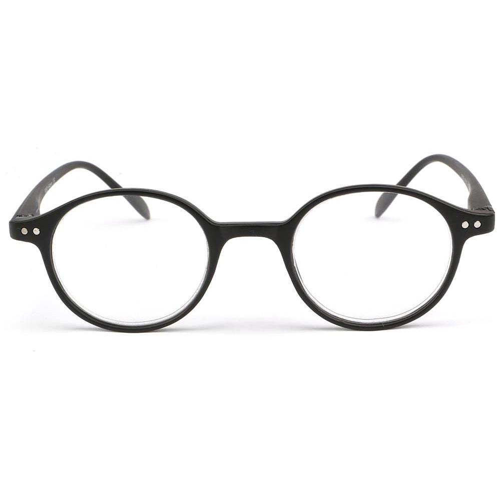 lunette loupe ronde noire flex lunette lecture homme femme livr 48h. Black Bedroom Furniture Sets. Home Design Ideas