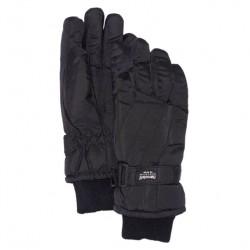 Gant ski uni noir Thinsulate