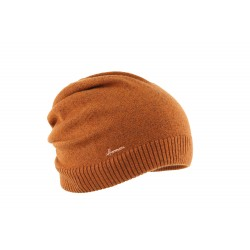 Bonnet Femme Long Orange Venise Herman